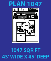 Click to enlarge house plan 1047
