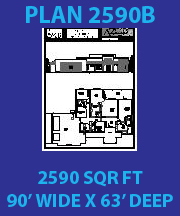Click to enlarge house plan 2590B